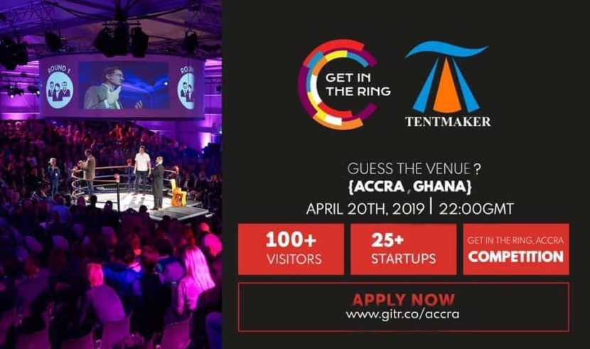 ENTREPRENEURS BATTLE READY – GET IN THE RING, ACCRA ON ITS